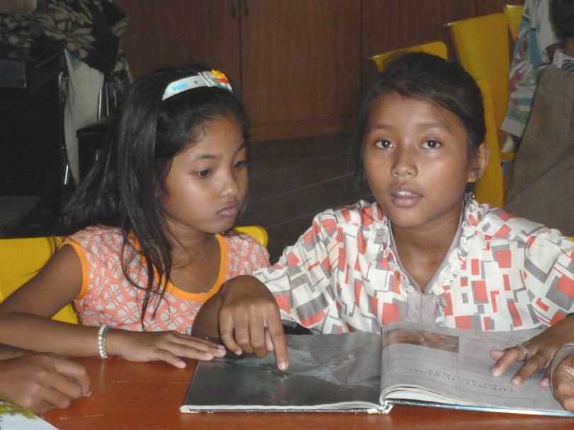 Education for girls in Phnom Penh
