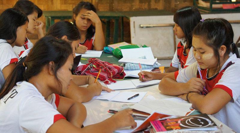 Meisjesonderwijs