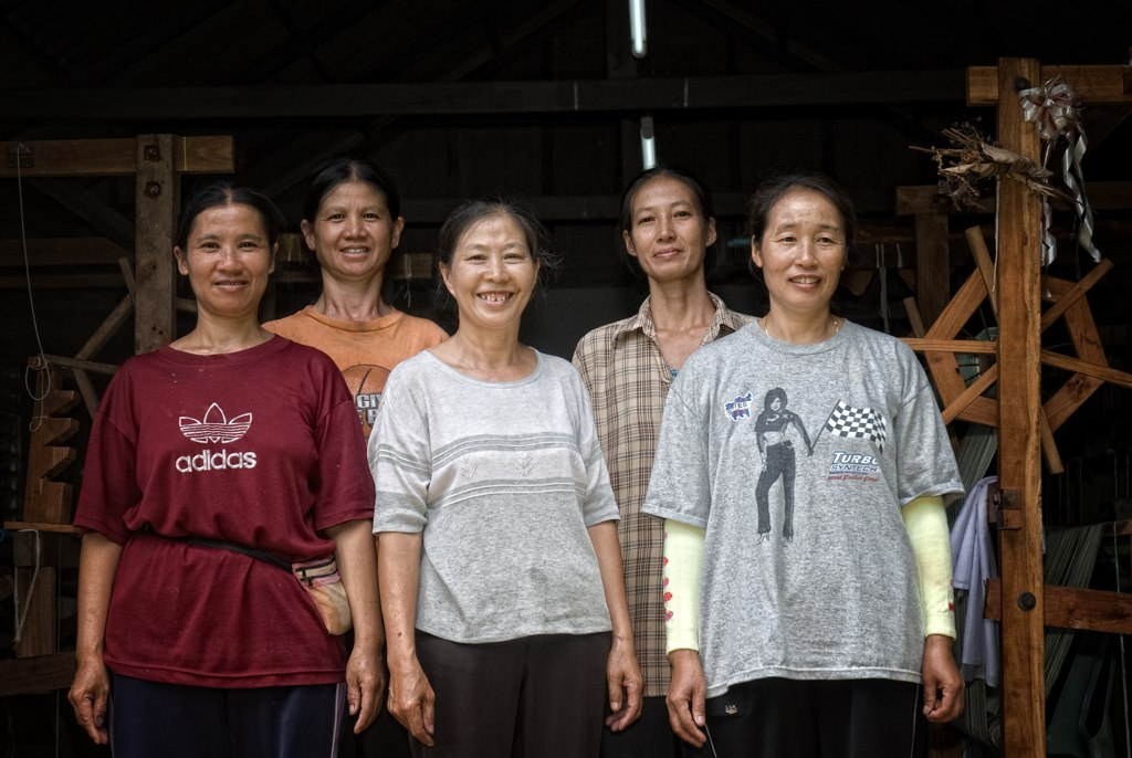 Weavers from Pa Daeng
