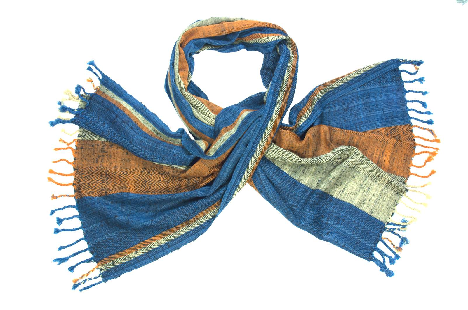 Wool shawl from India