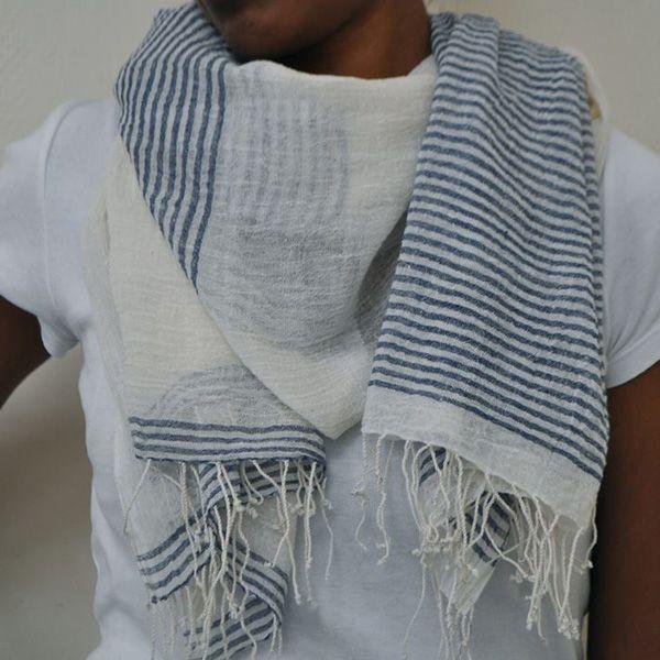 De kracht van eenvoud - onze sjaals uit Ethiopie