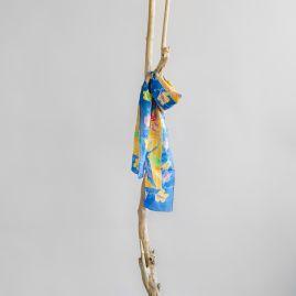 Zijden sjaal van Atis Fanm vlinder
