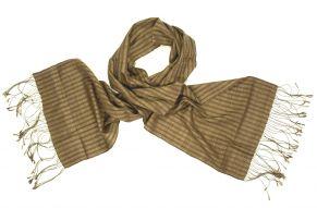 Zijden Fair Trade sjaal Sengkham