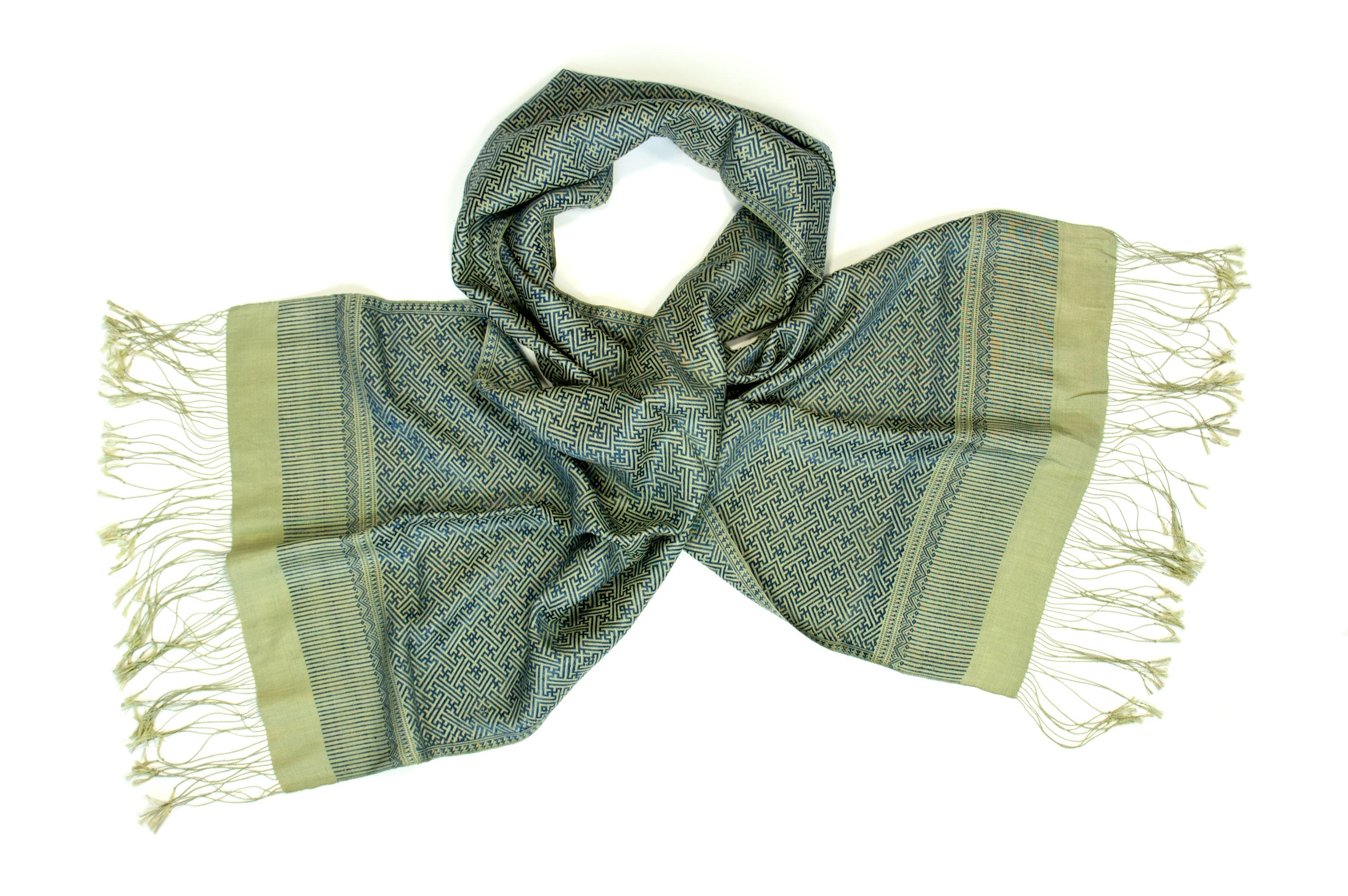 Fair Trade sjaal Award-winnaar