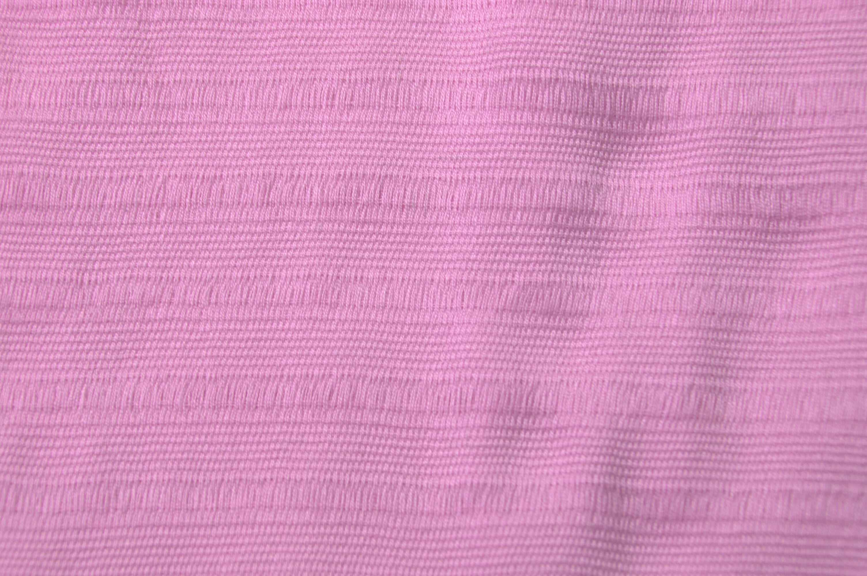 Katoenen sjaal zuurstok roze