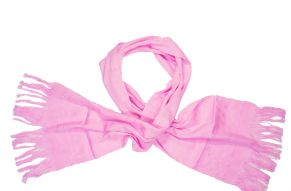 Cotton scarf lollypop