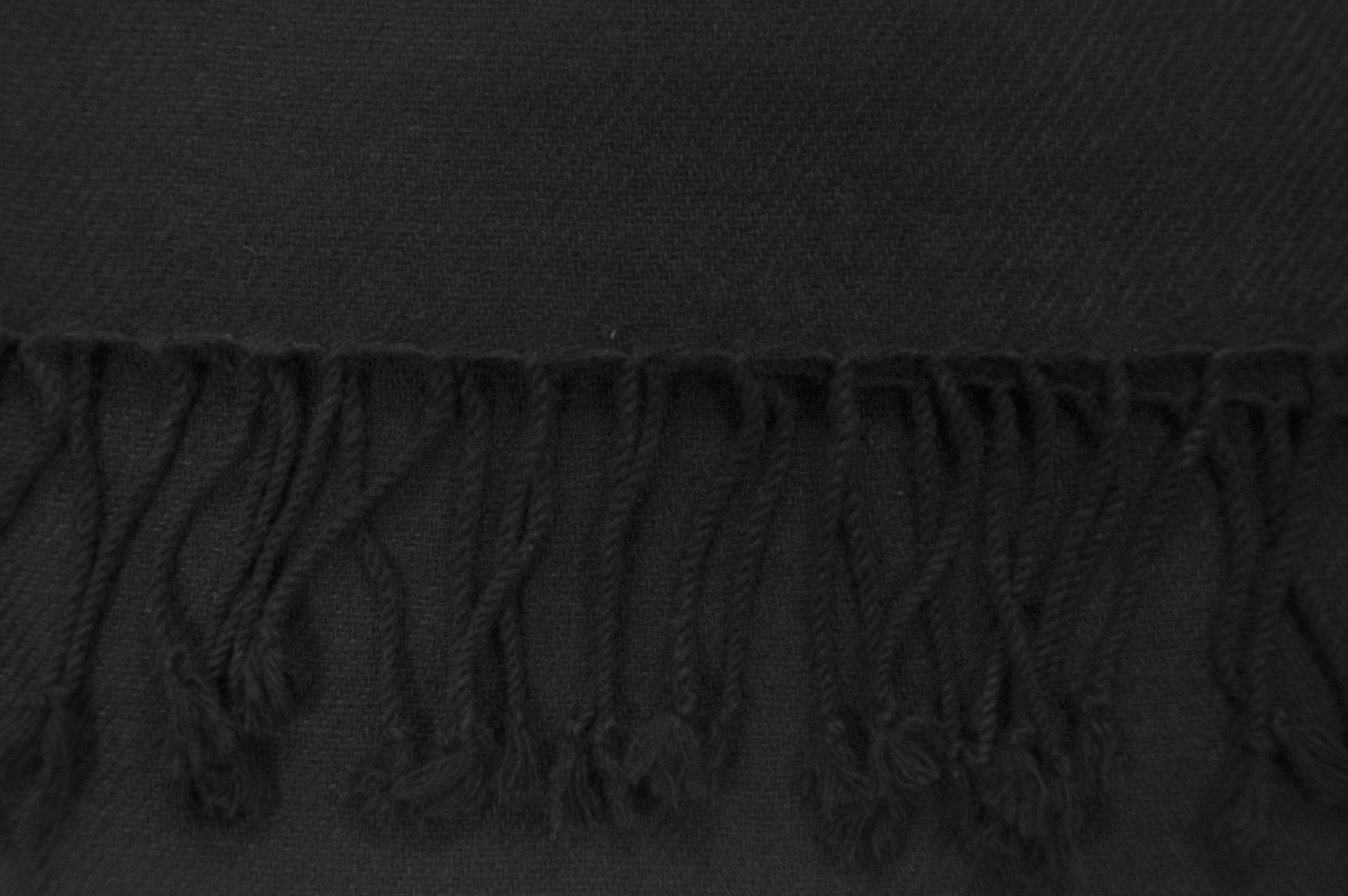 Pashmina sjaal onyx
