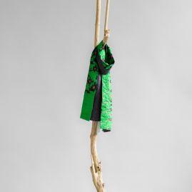 Zijden sjaal kantha swing