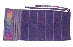 Sarong Inle purple delight