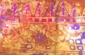 Sarong batik Paya