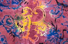Sarong batik Bagan
