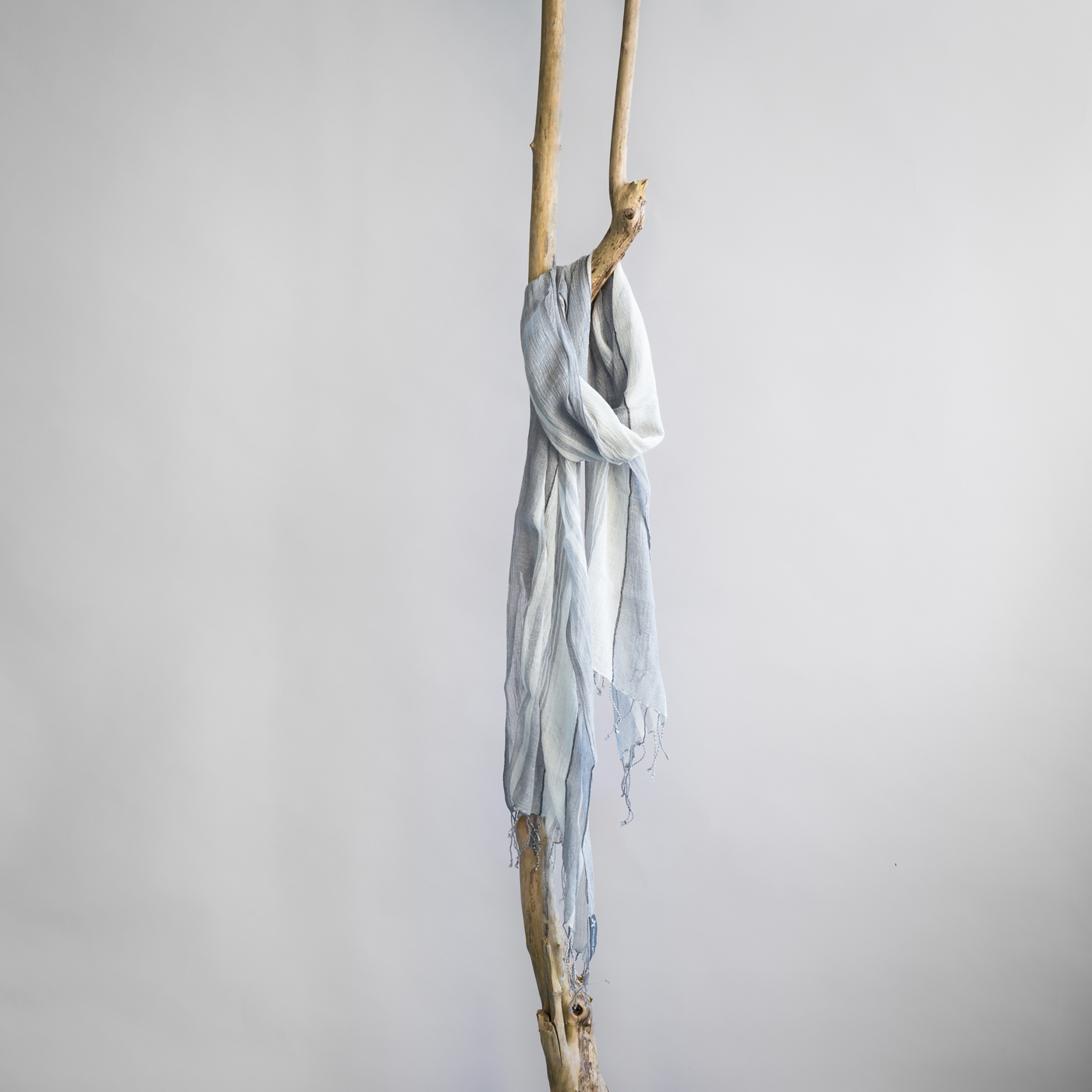 Katoenen sjaal Zulu