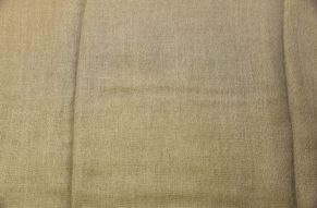 Cashmere shawl olive grey - close up