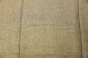 Cashmere sjaal olijfgrijs - close up