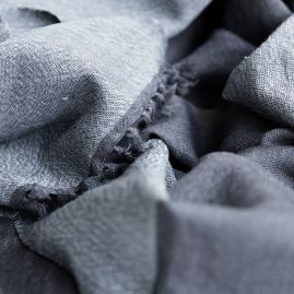 Wool scarf Bachi