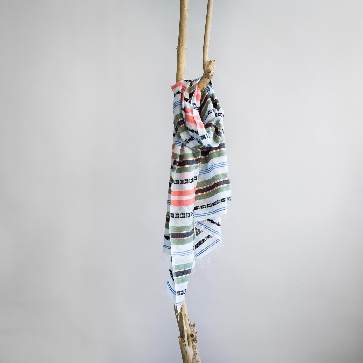 Katoenen sjaal Timkit