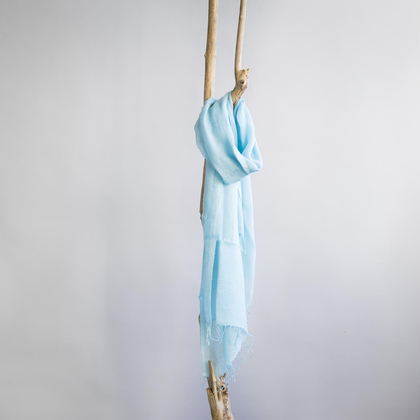 Linen scarf Telba