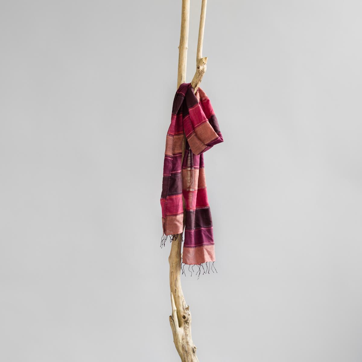 Katoenen sjaal Danakil