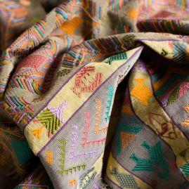 Silk scarf kira