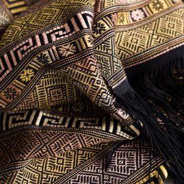 Silk scarf Lhuntse