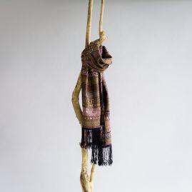 Zijden sjaal Lhuntse
