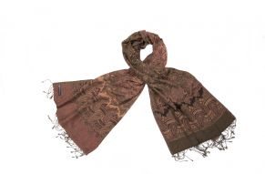 Cashmere sjaal paisley kimdo
