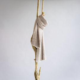 Yakwollen sjaal Himalaya