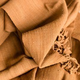 Lotus silk scarf Inle