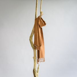 Sjaal van lotus zijde Inle