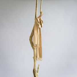 Lotus zijden sjaal Taunggyi