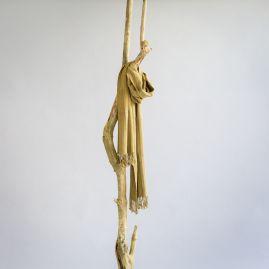 Lotus silk scarf dharma