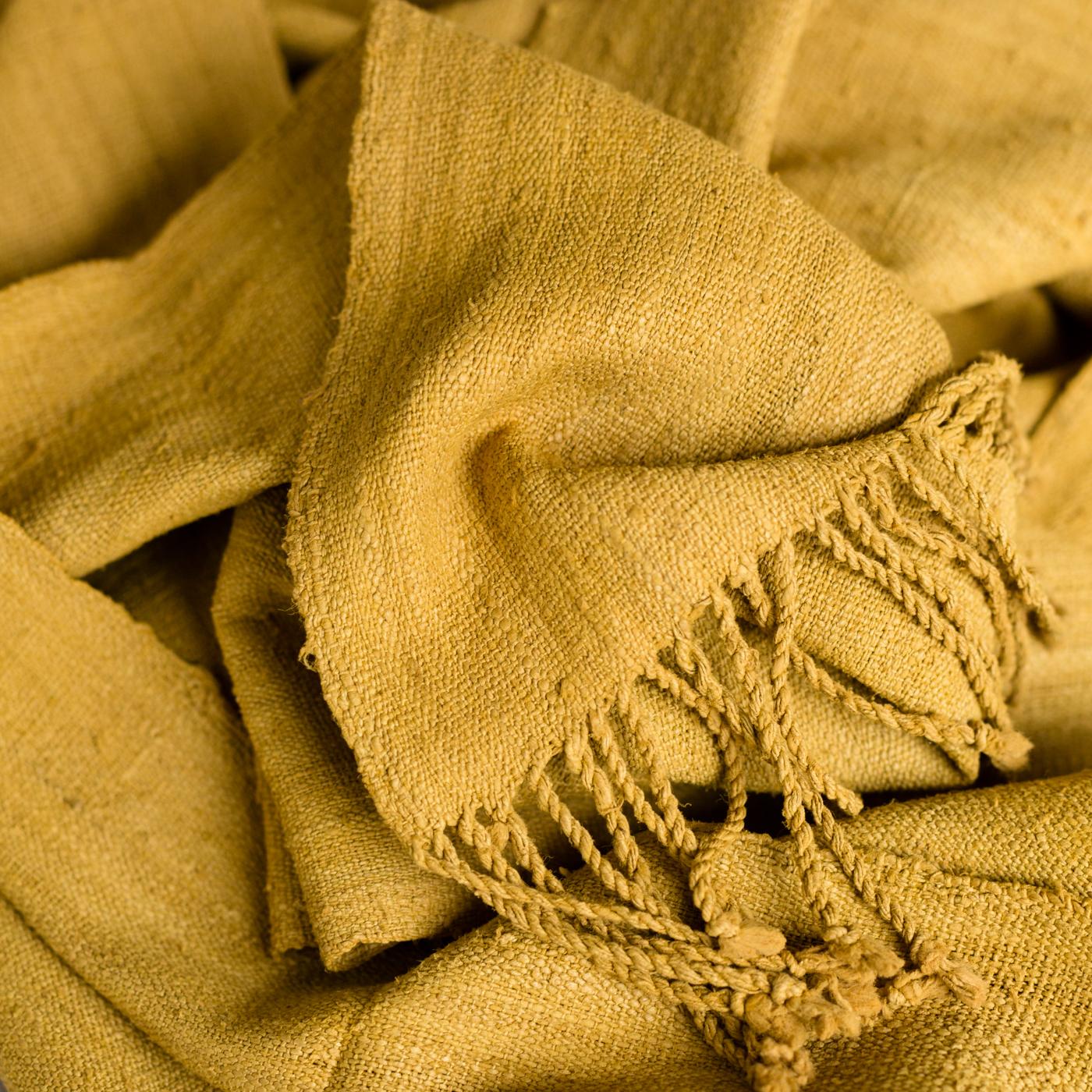 Lotus zijden sjaal Bagan