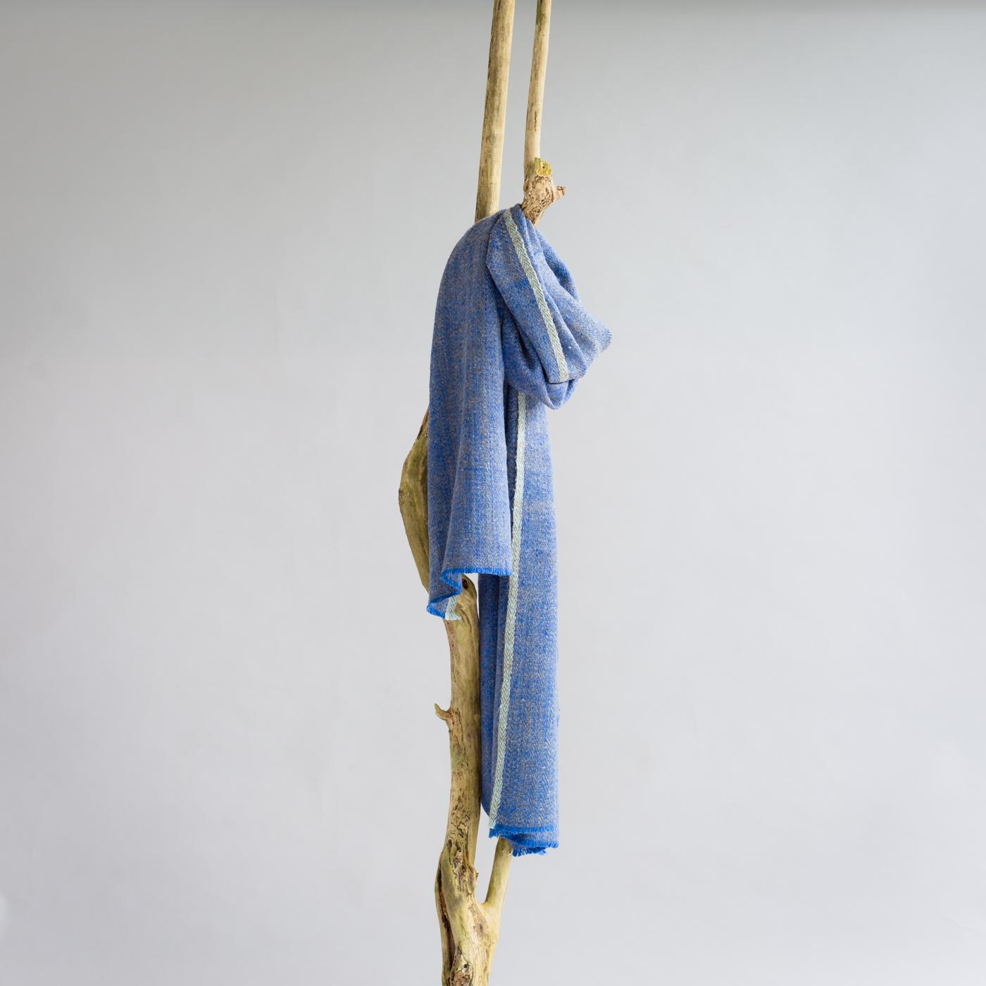 Yak wollen sjaal langtang