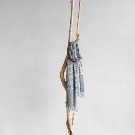 Cotton shawl Zinash zebra