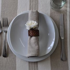 Tablecloth Zulu beige
