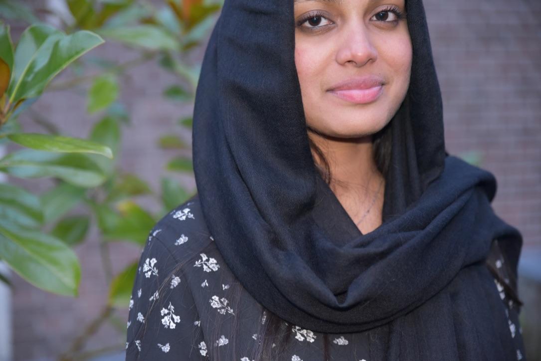 Cashmere stola/sjaal in zwart