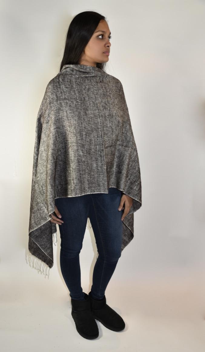 Yak woolen scarf from Nepal