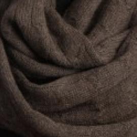 Round alpaca scarf