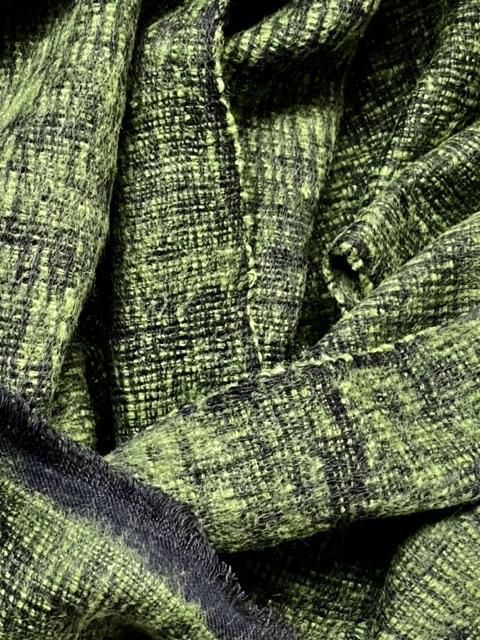 Yak muffler in green