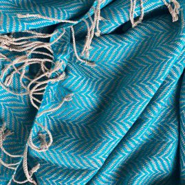 Turquoise visgraat uit Cambodja